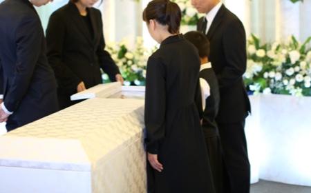 家族葬とは